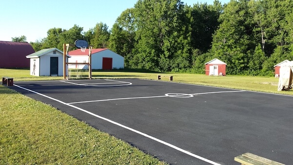 Mill Stream Bible Camp Sports Courts MSC